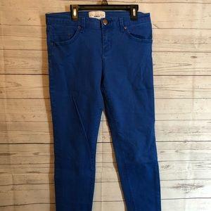 Women's Sanctuary Surplus blue skinny jeans 28